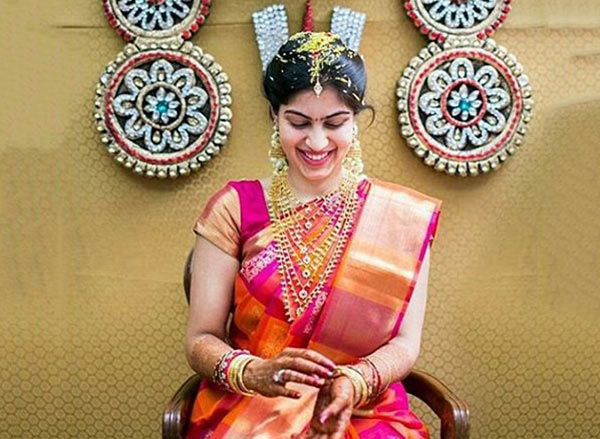 South Indian Wedding Dressing Style